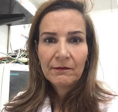 Dra. Terezinha Vilma Alkmim de Rezende