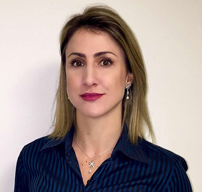 Dra. Ana Gabriela Zum Bach D´Almeida Melo